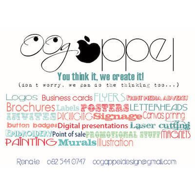Oogappel Graphic Design