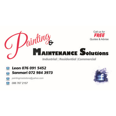 Painting & Maintenance Solutions