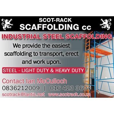 Scot-Rack Scaffolding