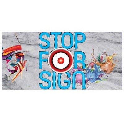 Stop For Sign