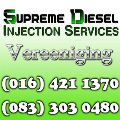 Supreme diesel injection services
