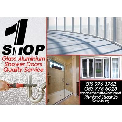 1 Stop Glass Aluminium