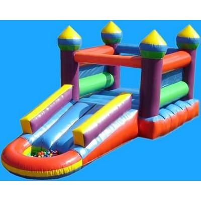 Amazing Castles & Slides