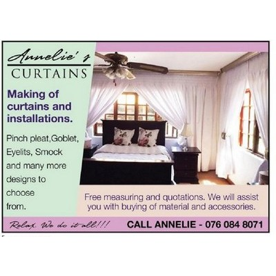 Annelie's Curtains