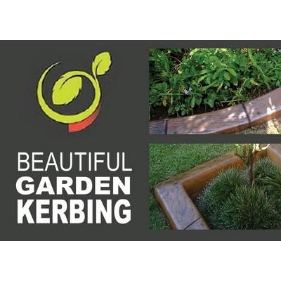 Beautiful Garden Kerbing