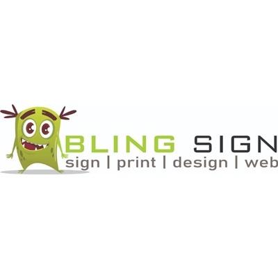 Bling Sign