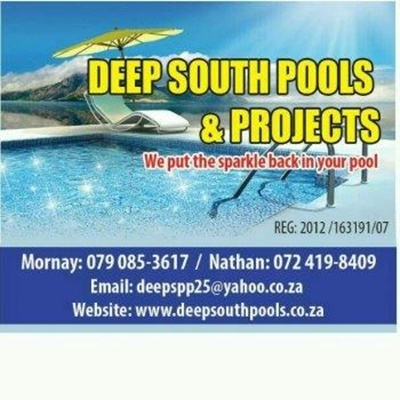 Deep South Pools and Projects