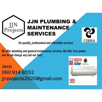 JJN Plumbing & Maintenance Services