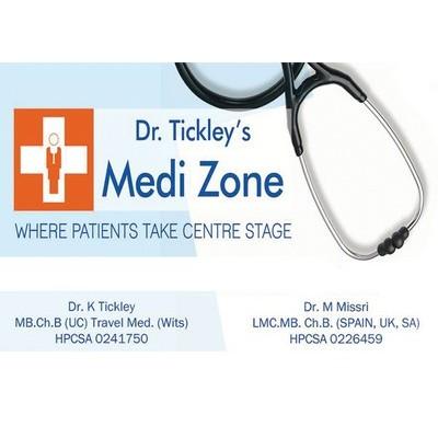 Medizone - Dr. Trickley