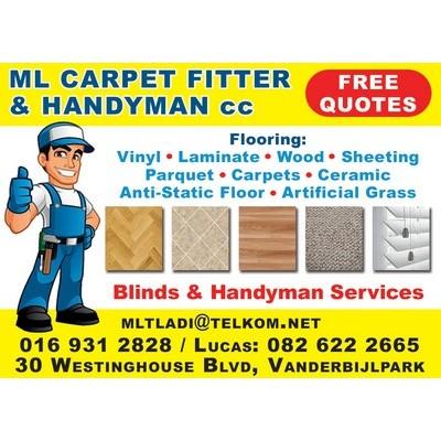 ML Carpet Fitter & Handyman CC